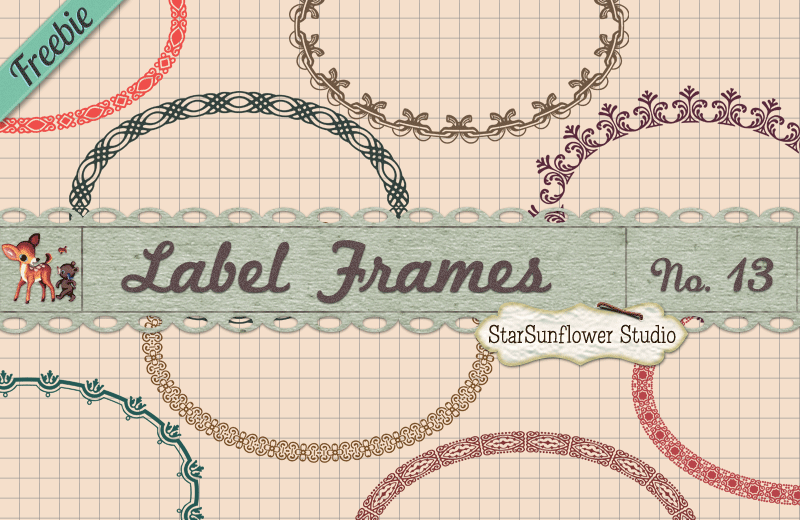 Free Oval Frame Shapes Vectors and PNG Clipart by ...