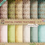 Free Damask Paper Textures