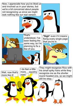 Penguins Modernized