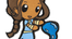 Avatar: Little Katara by Cozie