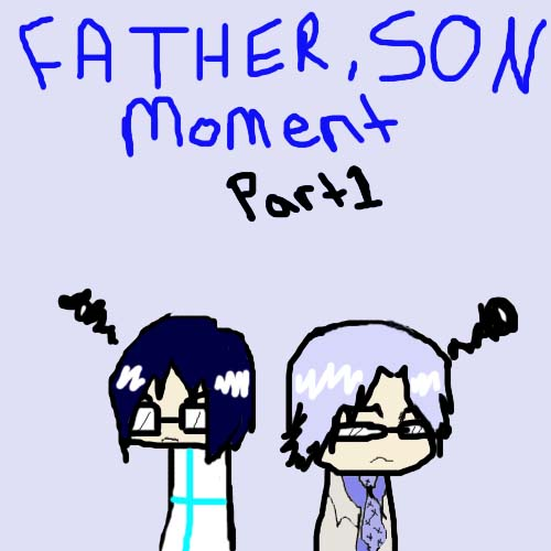 Father, Son Moment Part 1 by Grave75