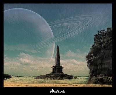 Obelisk 01 by galaxyclub