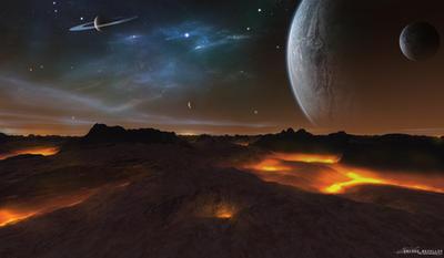 Encore Nevullus by galaxyclub