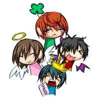 POT group pic by m4kimaki
