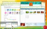 Windows 7 Desktop theme