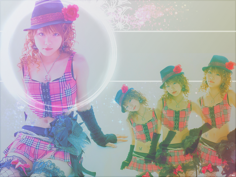 Reina wallpaper by Akira-Liz