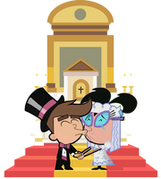 timmyxtootie get married
