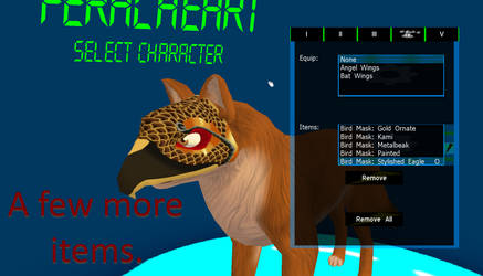 I've merged Mythical Items and Legendary Items by FlyingGrass
