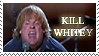 Kill Whitey Stamp by ShipwreckedStamps