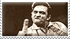 Johhny Cash Stamp by ShipwreckedStamps