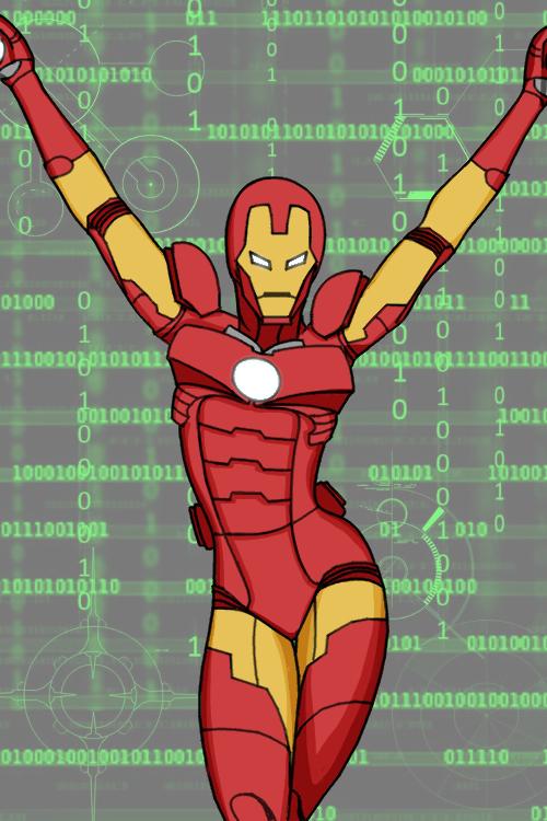 Ironman by EscaWake