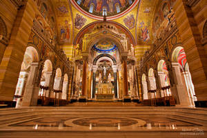 .:Cathedral Basilica:. by RHCheng