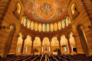 .:Cathedral Basilica II:. by RHCheng