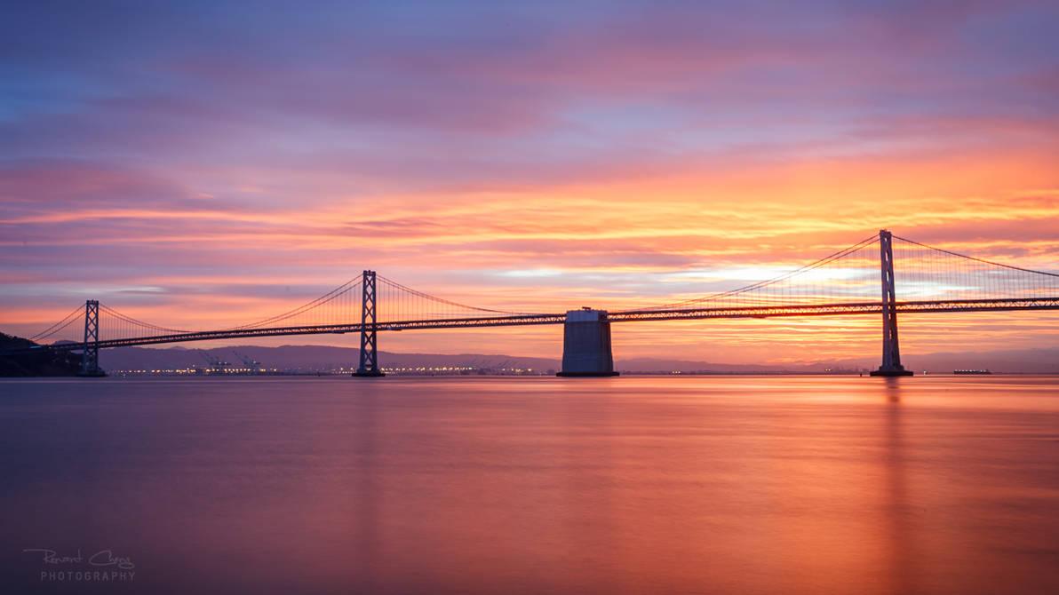 .:Bay Bridge Sunrise:.