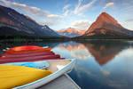 .:Swiftcurrent Lake II:.