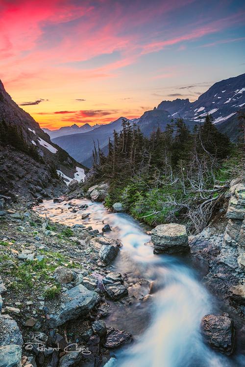 .:Hidden Lake Creek:. by RHCheng