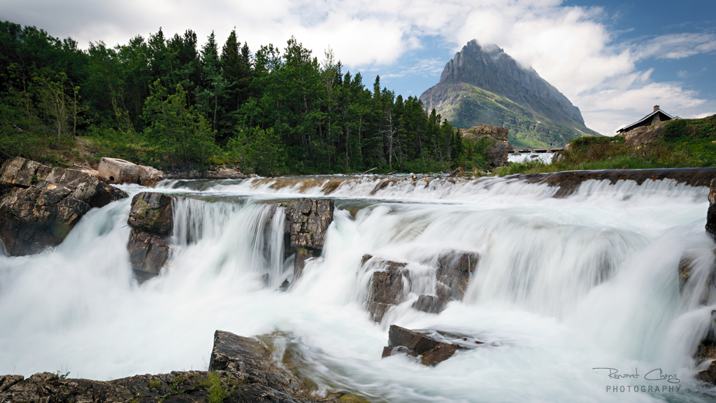 .:Swiftcurrent Creek:. by RHCheng