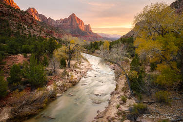 .:Watchman Sunset:. by RHCheng