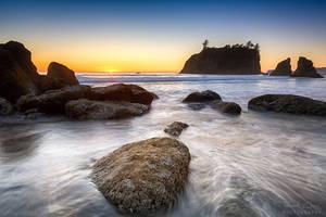 .:Ruby Beach II:. by RHCheng