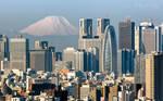 .:Tokyo and Mt. Fuji:.