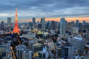 .:Tokyo Twilight:. by RHCheng