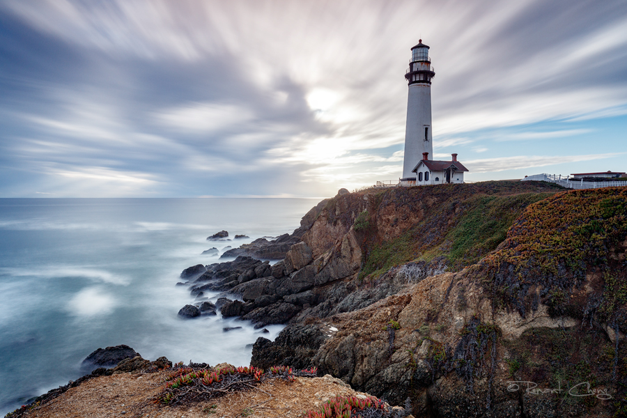 .:Pigeon Point Lighthouse:.