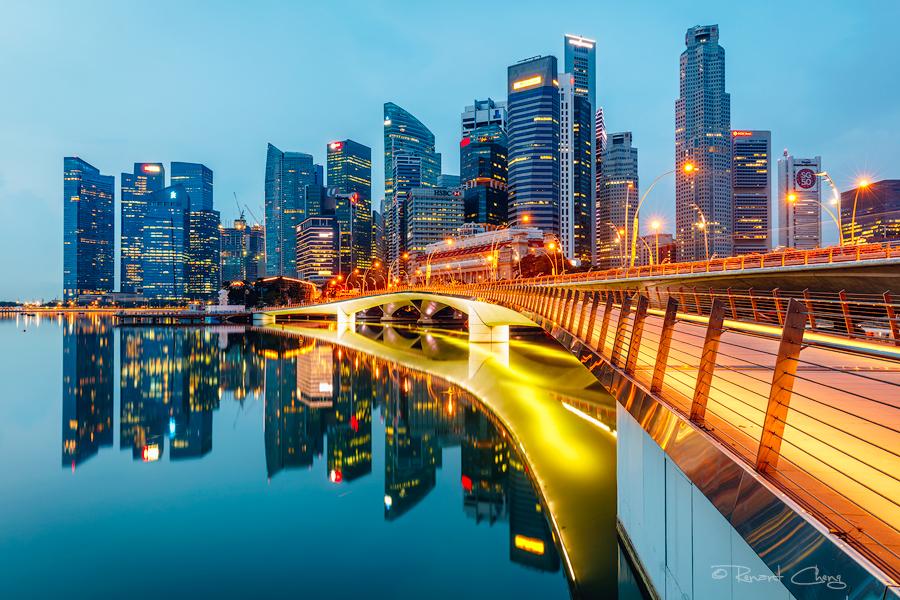 .:Singapore Reflection:.