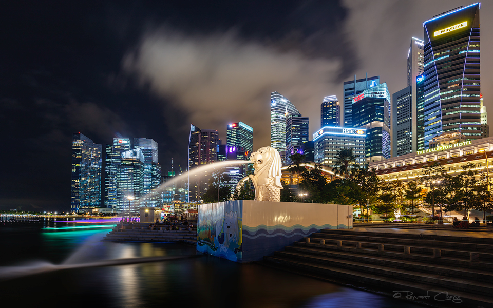 .:Merlion:. by RHCheng