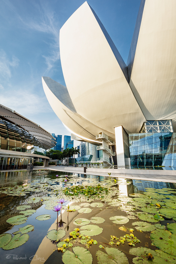 .:ArtScience Museum:. by RHCheng