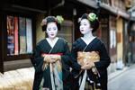 .:Geishas of Gion:.