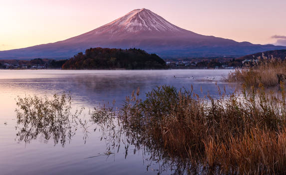 .:Mt Fuji Sunrise:.