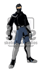 AoV: Solo #16 Joyride by Sketchpad-D