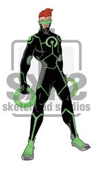AoV: Solo #18 Sureshot by Sketchpad-D