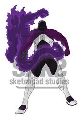 AoV: Solo #30 Antihero by Sketchpad-D