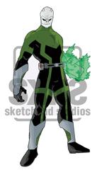 AoV: Solo #26 Mega-Zyrr by Sketchpad-D