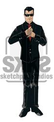 AoV: Teams #1 Crimenet - Mister Crime by Sketchpad-D