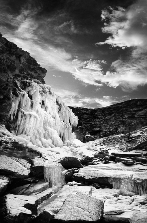 Cathedral of Ice by RobertoBertero