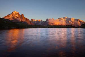 Cheserys Lake by RobertoBertero