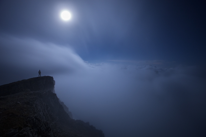 The Night I Spoke to the Moon by RobertoBertero