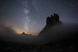 The Mystic Monolith