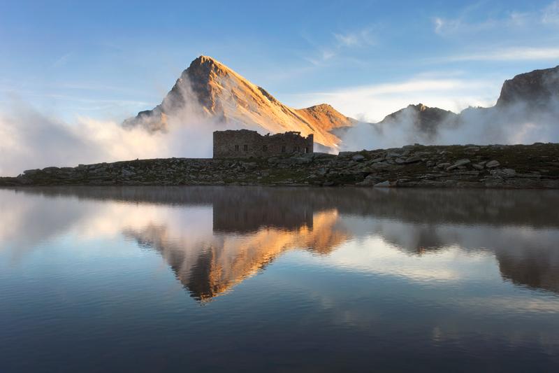 Lago Camoscere by RobertoBertero