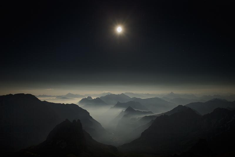 The Mystic Planet by RobertoBertero