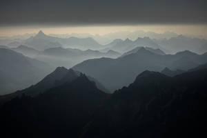 Valleys in the Mist