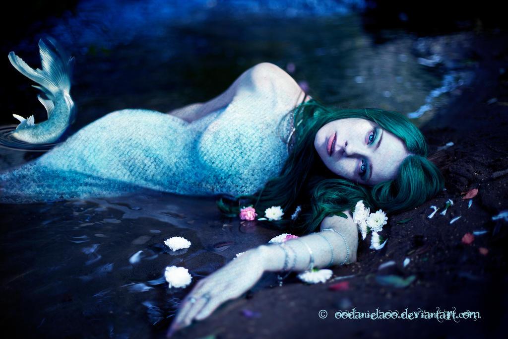 Mermaid by DanieOpheliac