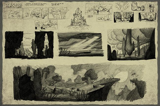 The Remnant: Concept Art 4 by seancruz