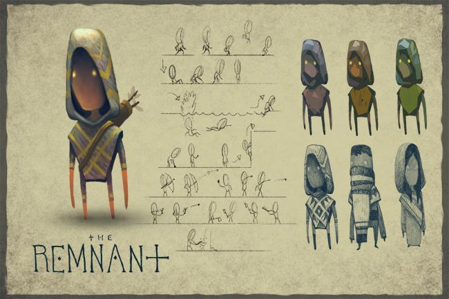 The Remnant: Concept Art 6 by seancruz