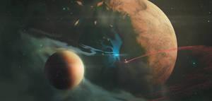 Yimmul and Planet SV98 by seancruz