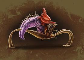 Trihopper Alien