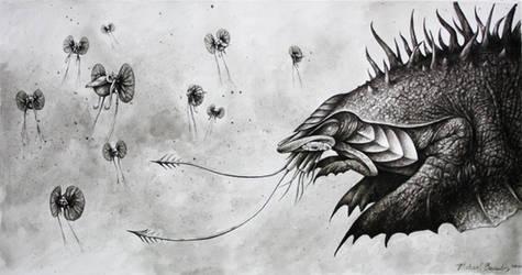 Aquatic Predator