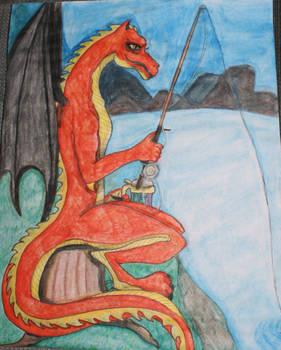 Fire Dragon Fishing
